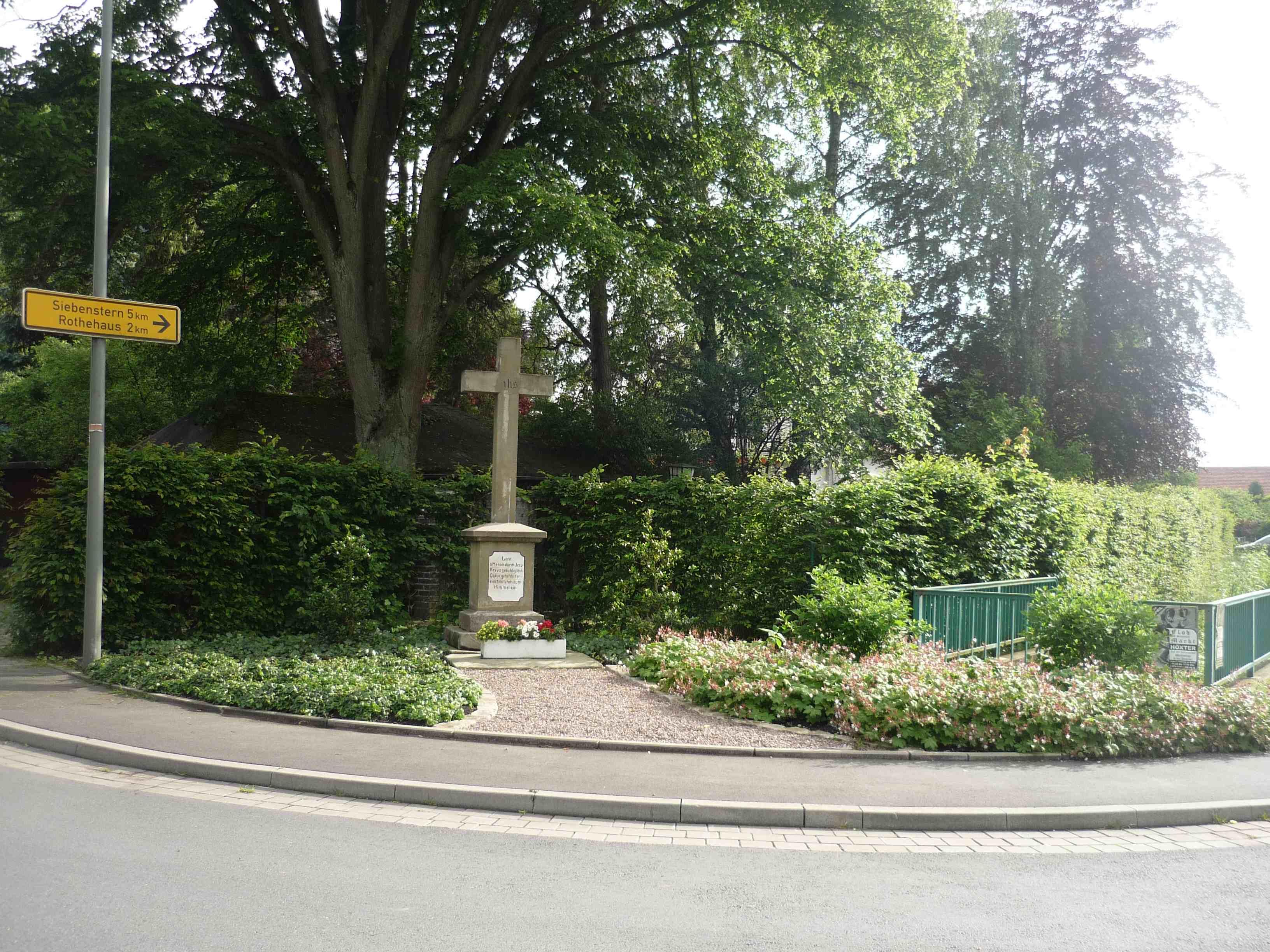 Kreuz Schmechtener Straße